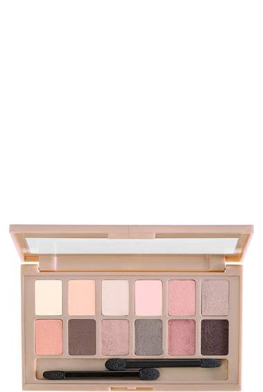 Paleta cieni do powiek The Blushed Nudes®