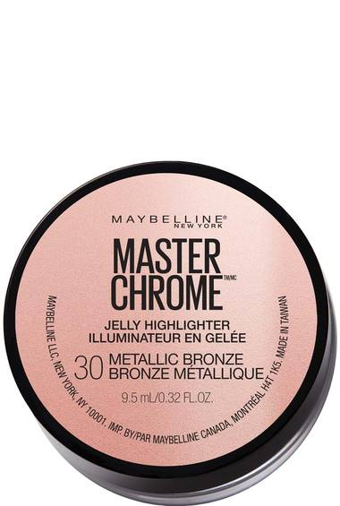 Rozświetlacz do makijażu Master Chrome Jelly Highlighter
